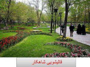 پارک بزرگ تهران